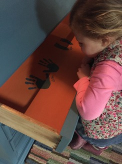 Children's Handprints